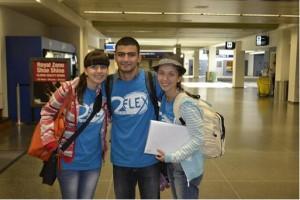 Победители программы FLEX 2012-2013