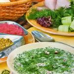 Блюда летнего меню:самые вкусные, легкие и недорогие.