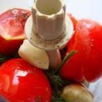 Три деликатесные заготовки из томатов